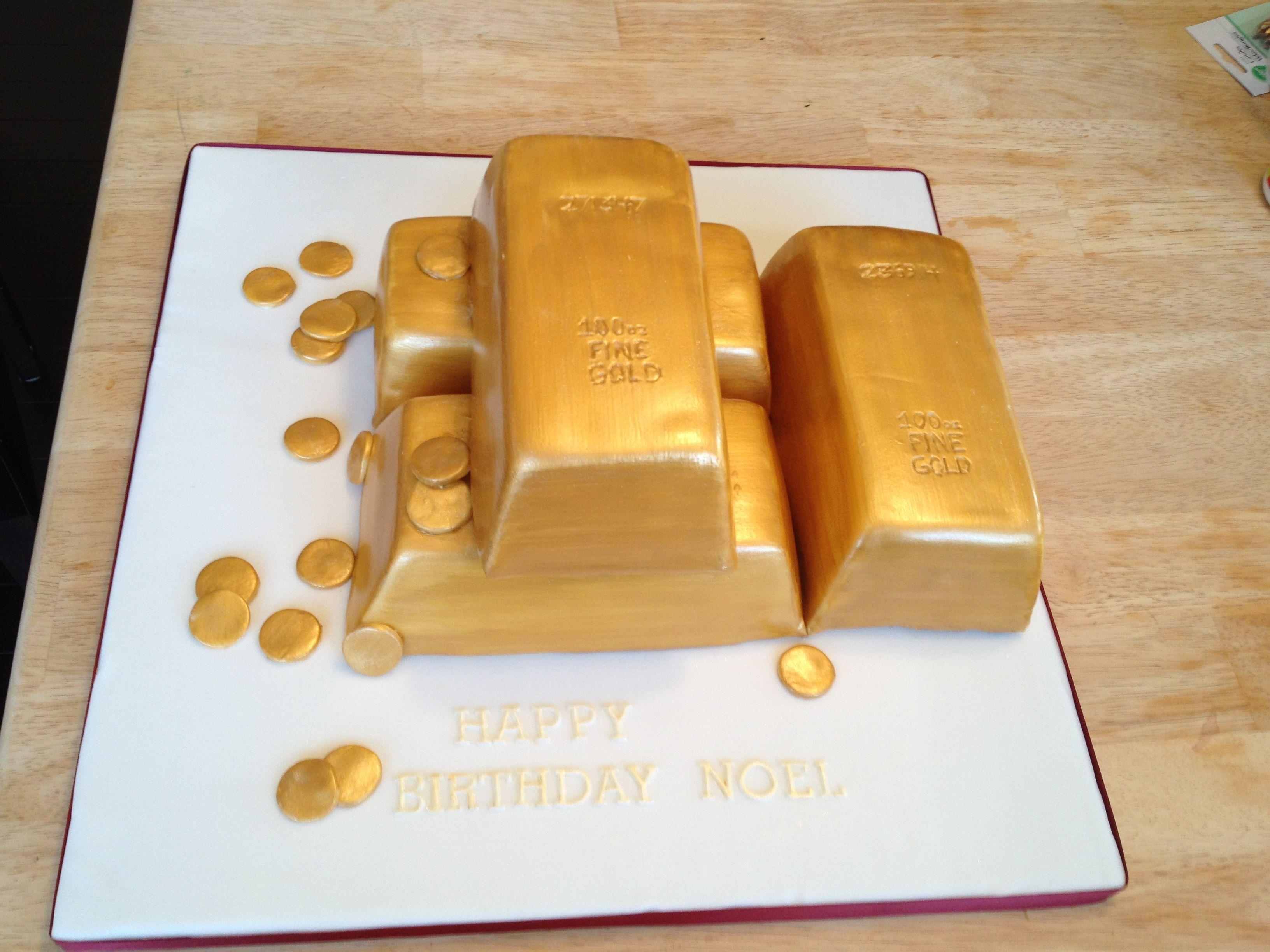 Golden Party Ideas