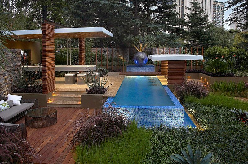 Extending Living Space Outdoors.