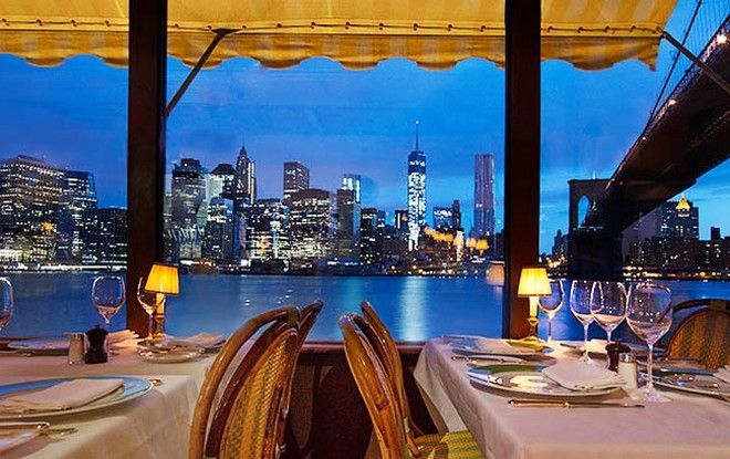 Trendy Design Restaurants In New York A Room With A View