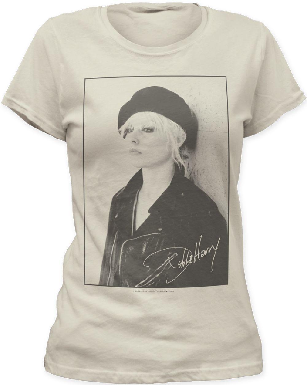 Blondie/'s Deborah Harry /& David Bowie T-Shirt//New Retro,Debbie Harry Merchandise