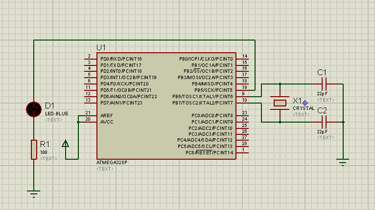 Arduino Simulation using Proteus | all about embedded