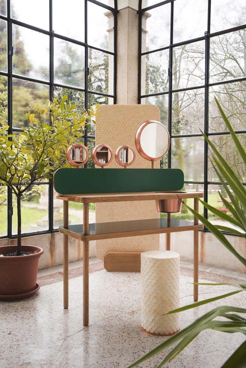 ecstasy dressing tablecristina celestino for attico design