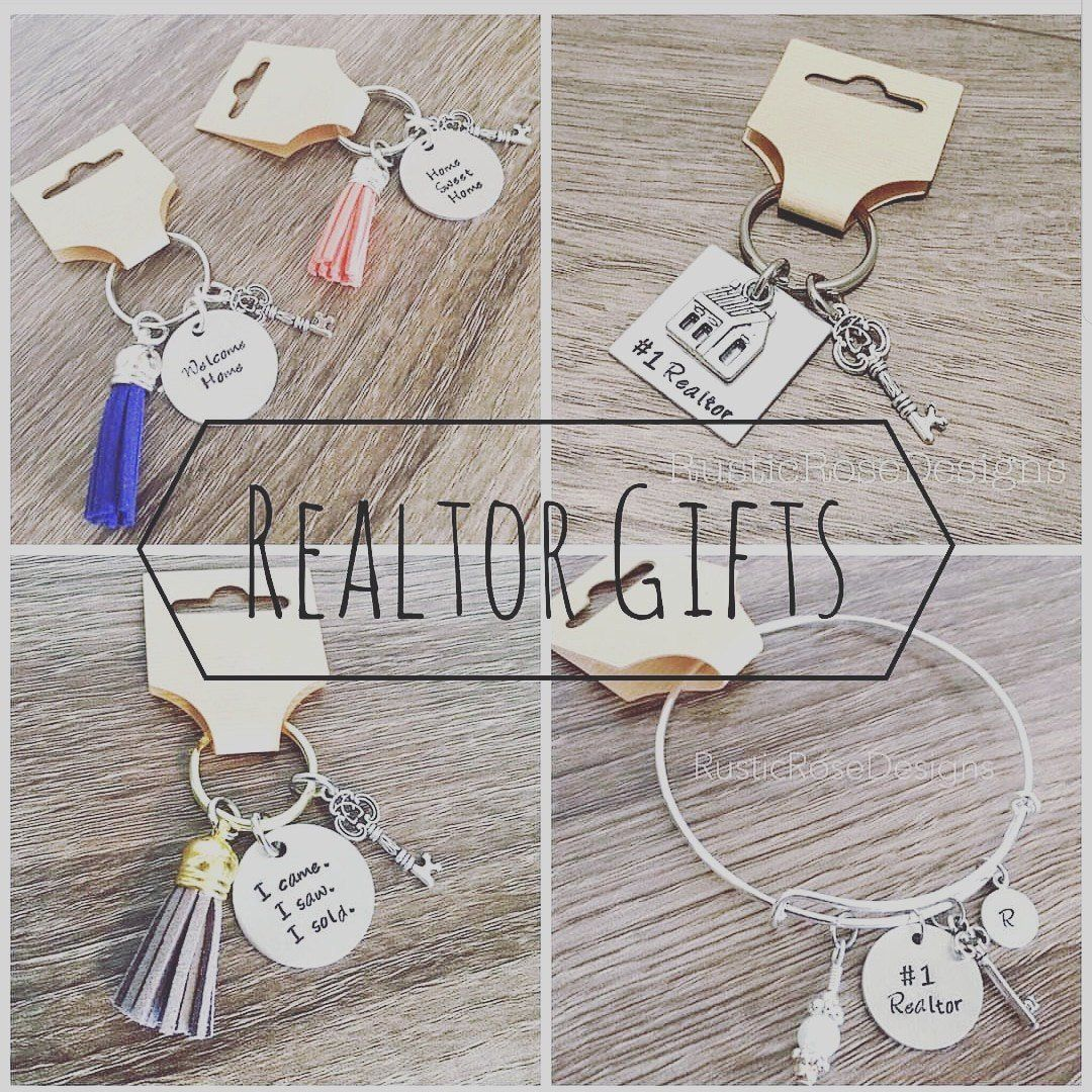 Realtor Key Chain Realtor Thank You Gift Real Estate Key Etsy In 2021 Realtor Gifts Real Estate Agent Gift Real Estate Gifts