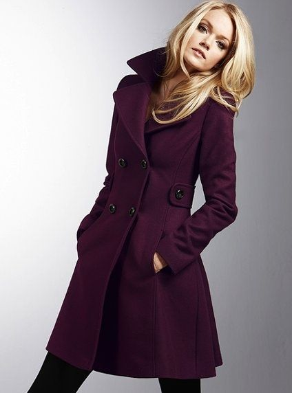 Some Perfect Pea Coats For you #womenscardigan #womensouterwear ...