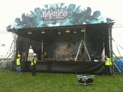 Stage Hire Outdoor Festival And Concert Stages Igoe