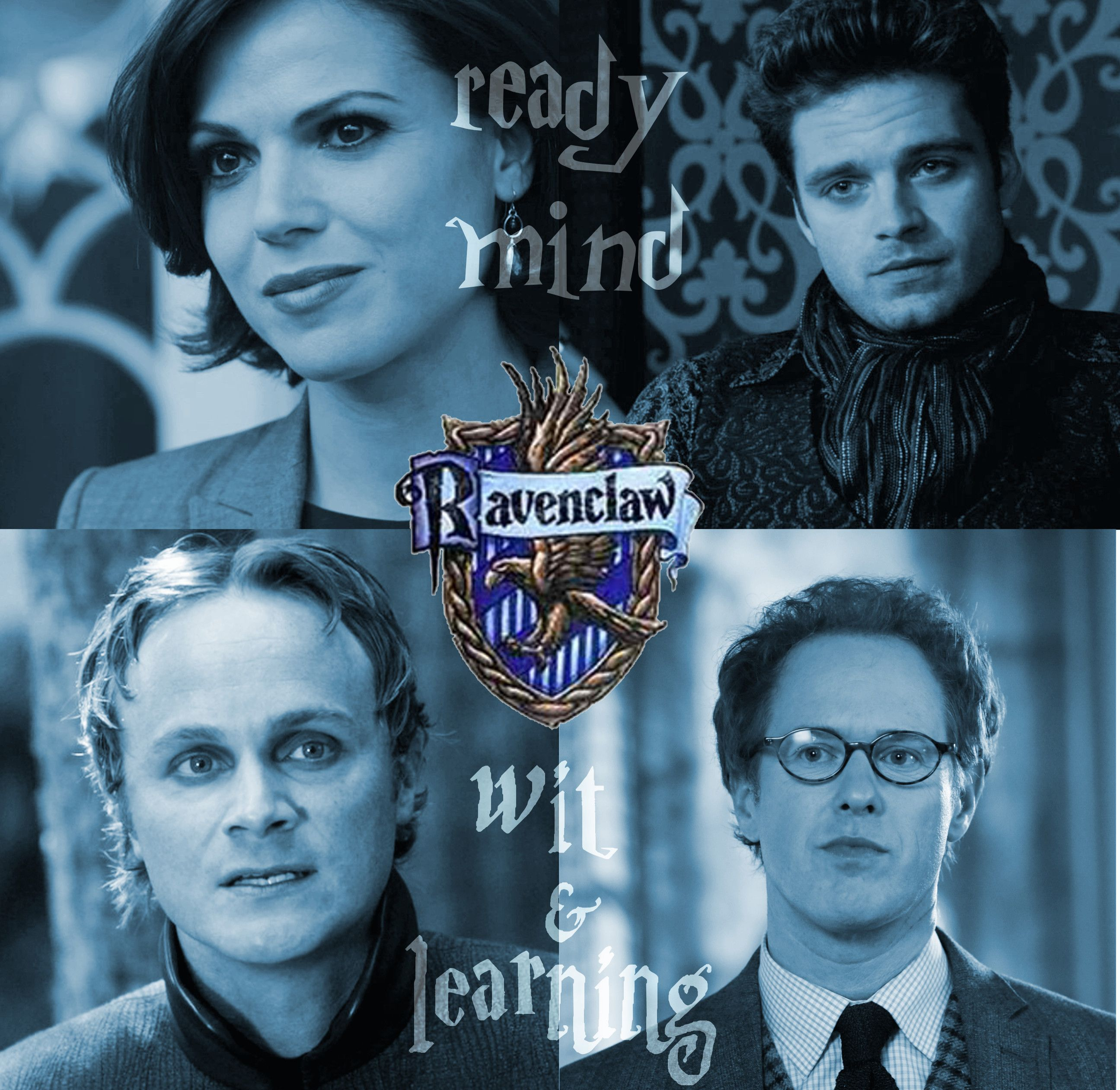 The Ravenclaws Ouat Harrypotter Once Upon A Time Funny Once Up A Time Once Upon A Time