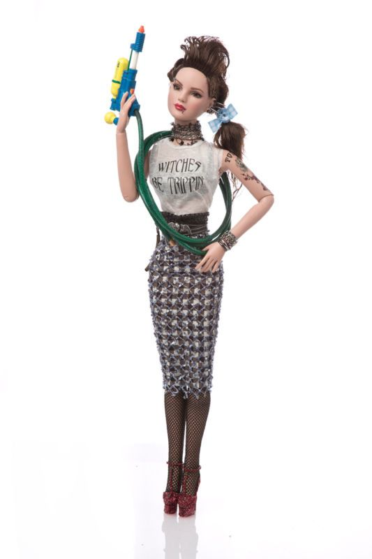 The Wizard of Oz Dorothy Gale Tonner Doll by Byron Lars