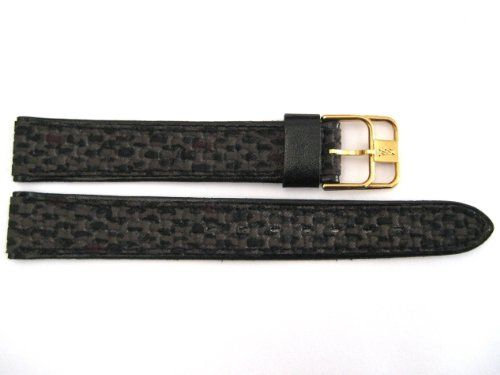 RARE YSL 16MM BLACK/GRAY STITCHED LEATHER/NYLON WATCH BAND STRAP MADE IN FRANCE Yves Saint Laurent,http://www.amazon.com/dp/B00B7Q2F22/ref=cm_sw_r_pi_dp_VAOttb0CKDKA733J