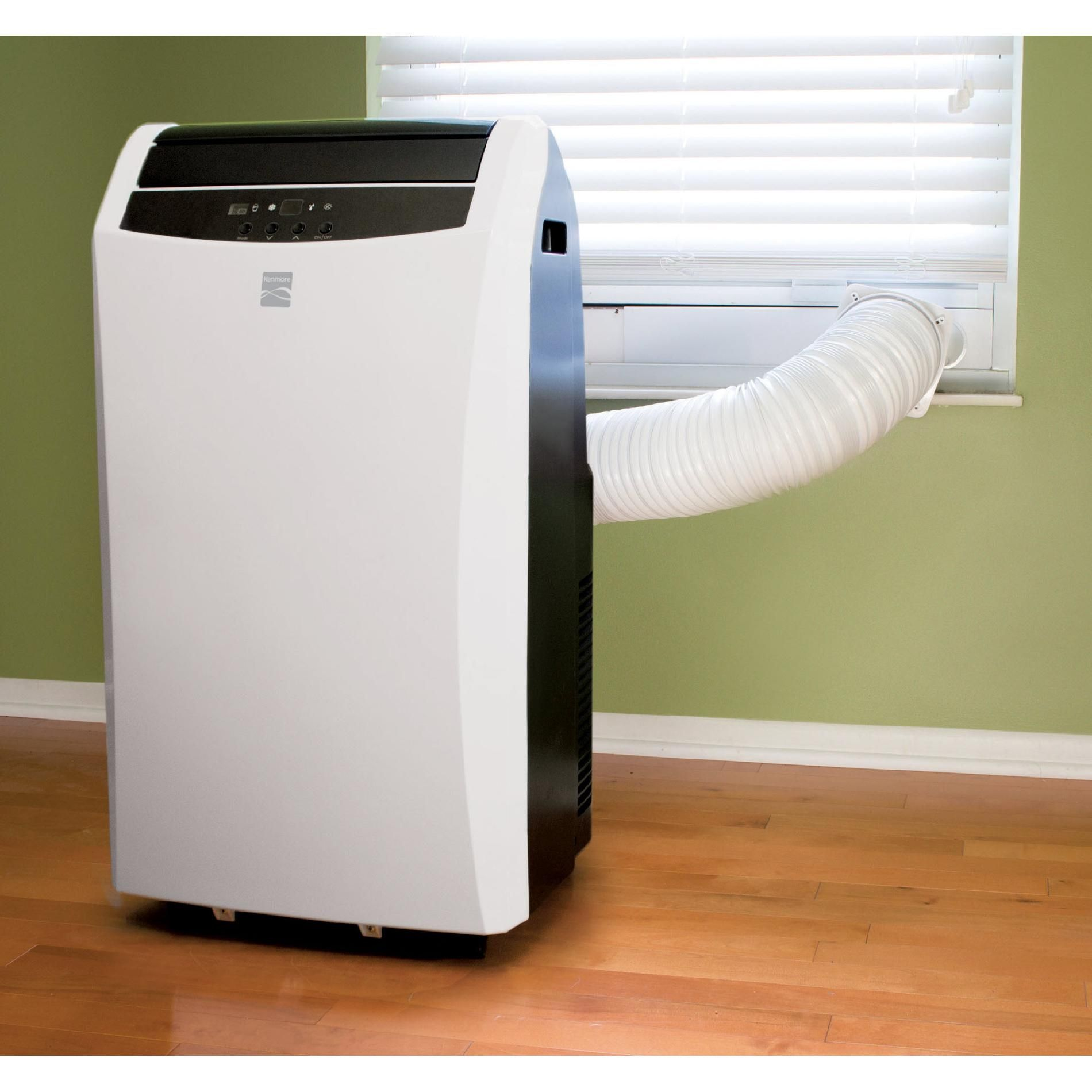 Air conditioner for a house portable air conditioner