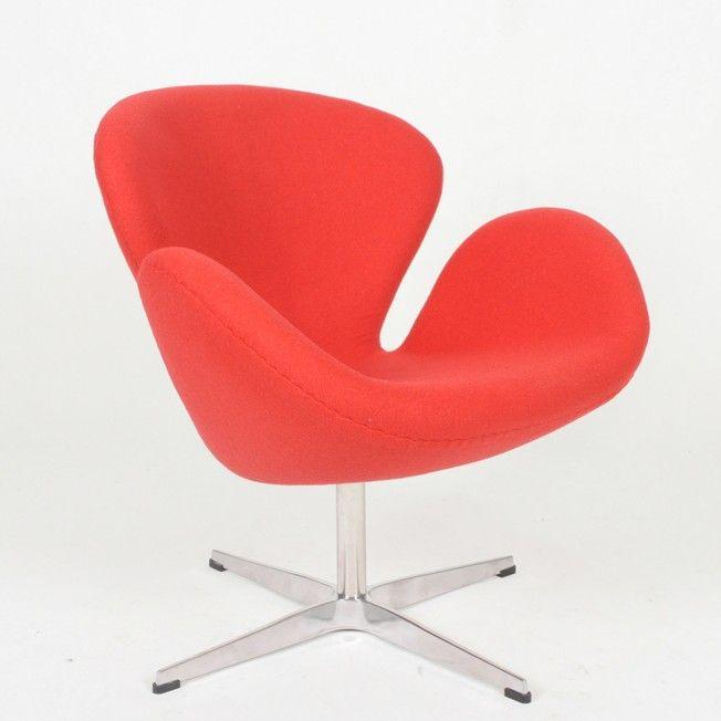Arne Jacobsen Stuhl Swan