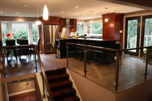 Split Level Kitchen Remodeling Projects house exterior