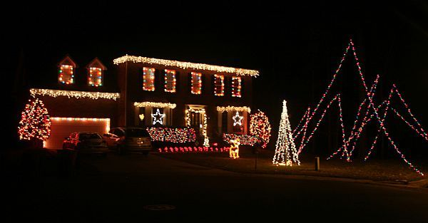 Outdoor Christmas Decorations Ideas Outdoor Christmas Decorating - christmas decorations for outside