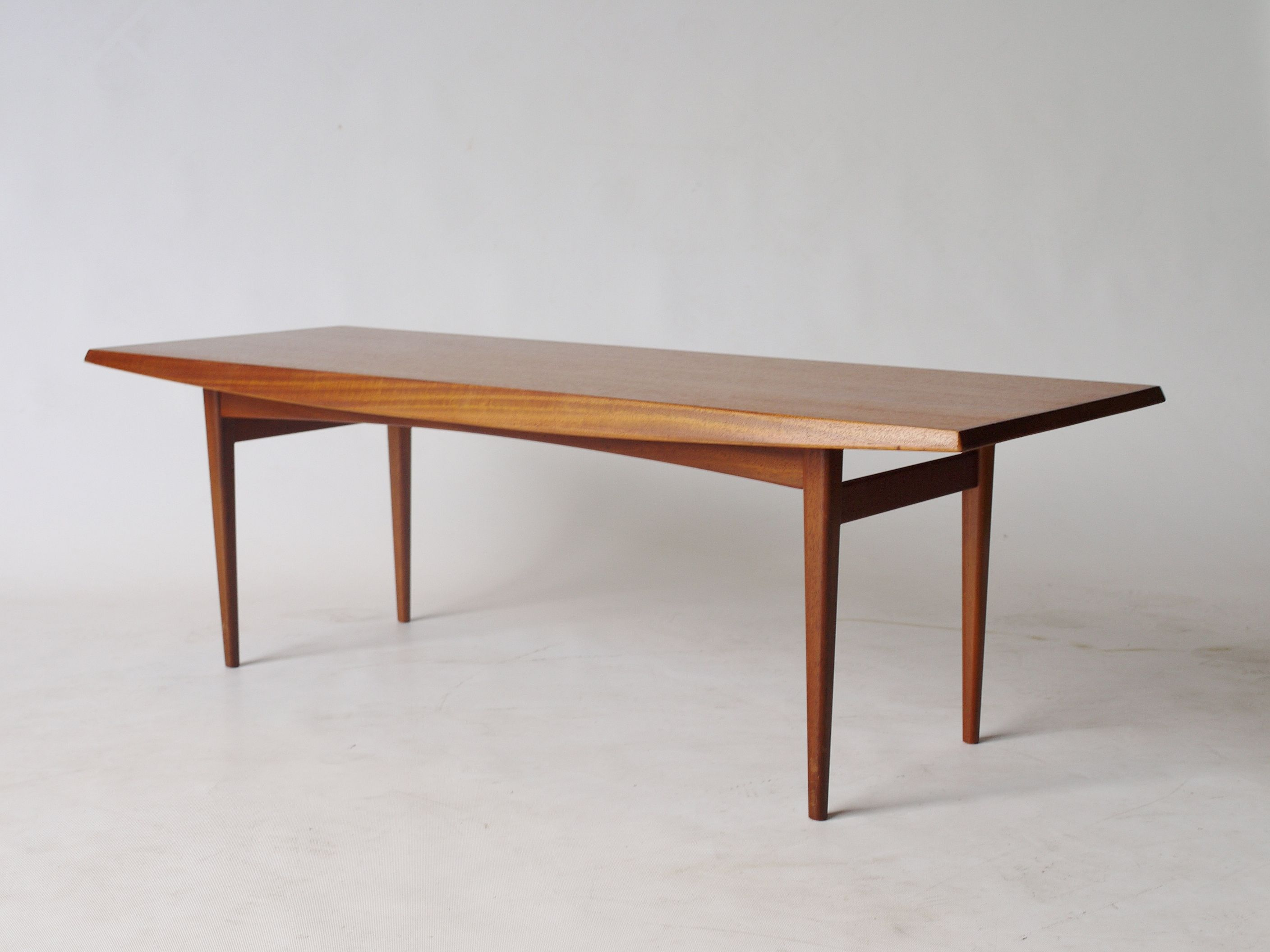 Gordon russell teak 60s coffee table sold by merzbau merzbau gordon russell teak 60s coffee table sold by merzbau geotapseo Image collections