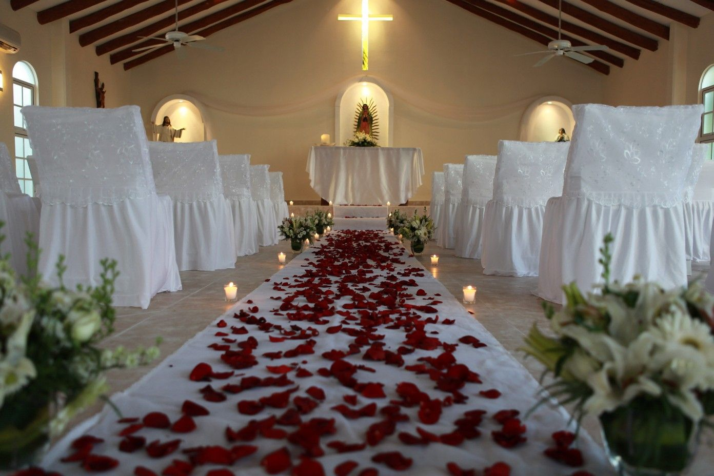 Destination wedding at El Dorado Maroma all inclusive