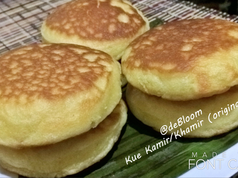 Resep 133 Kue Kamir Khamir Original Oleh Je Debloom Resep Resep Resep Masakan Makanan