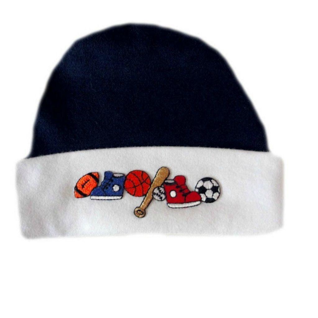 8f602d89438 Baby Boys  Sport Balls Hat