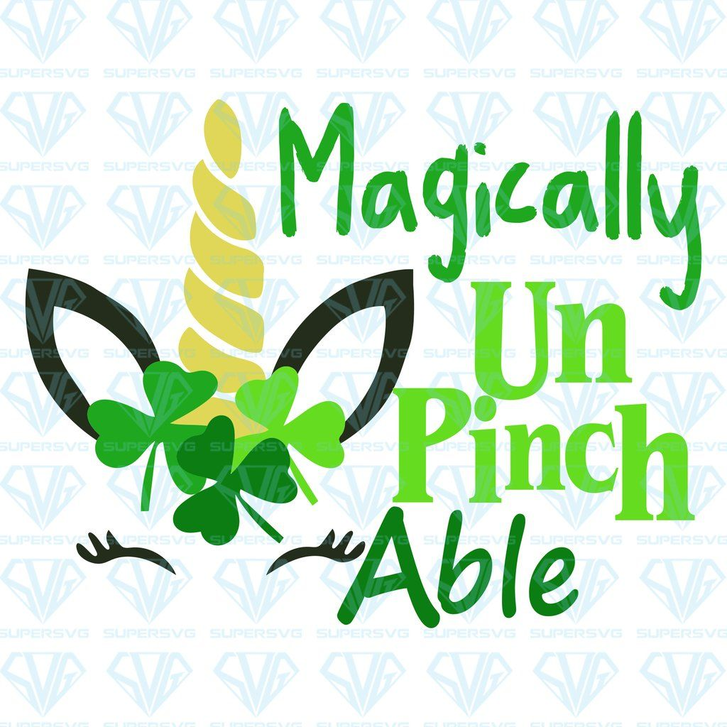Download St. Paddys UnPinchAble SVG Files For Silhouette, Files For ...