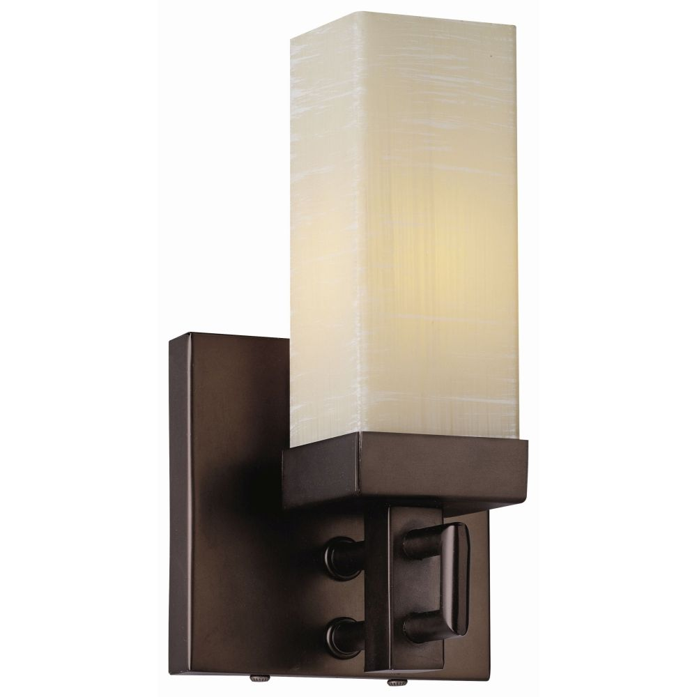 Forecast Lighting F167470 Casa Merlot Bronze Wall Sconces