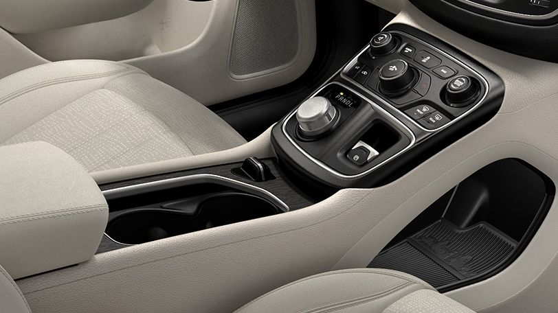 Some More Of The New 2015 Chrysler 200 Interior, Featuring The Electronic  Shifting Knob.