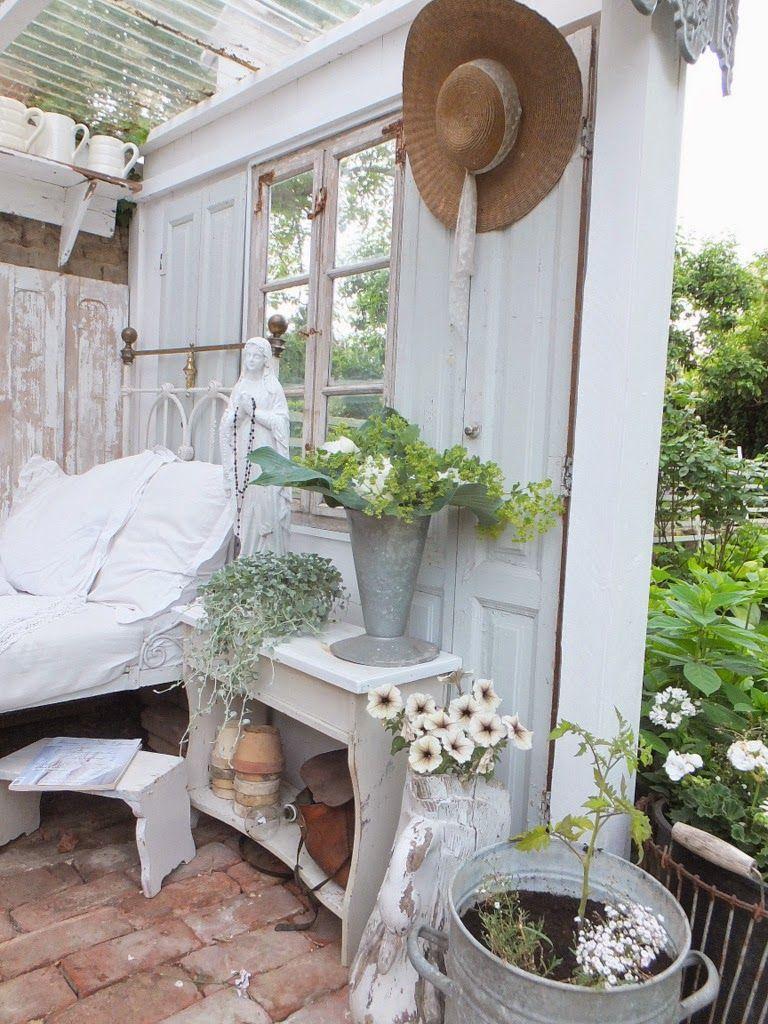 Princessgreeneye ein langes und sch nes pfingstwochenende gartenhaus co - Wintergarten deko ...