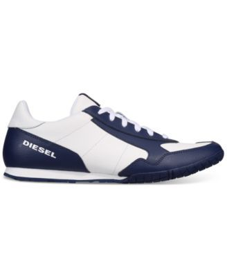 shoes mens, Diesel shoes, Leather sneakers