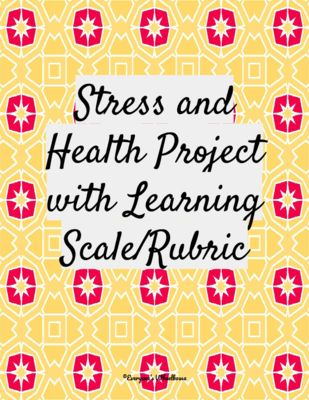 Psychology Project: Health and Stress from ...