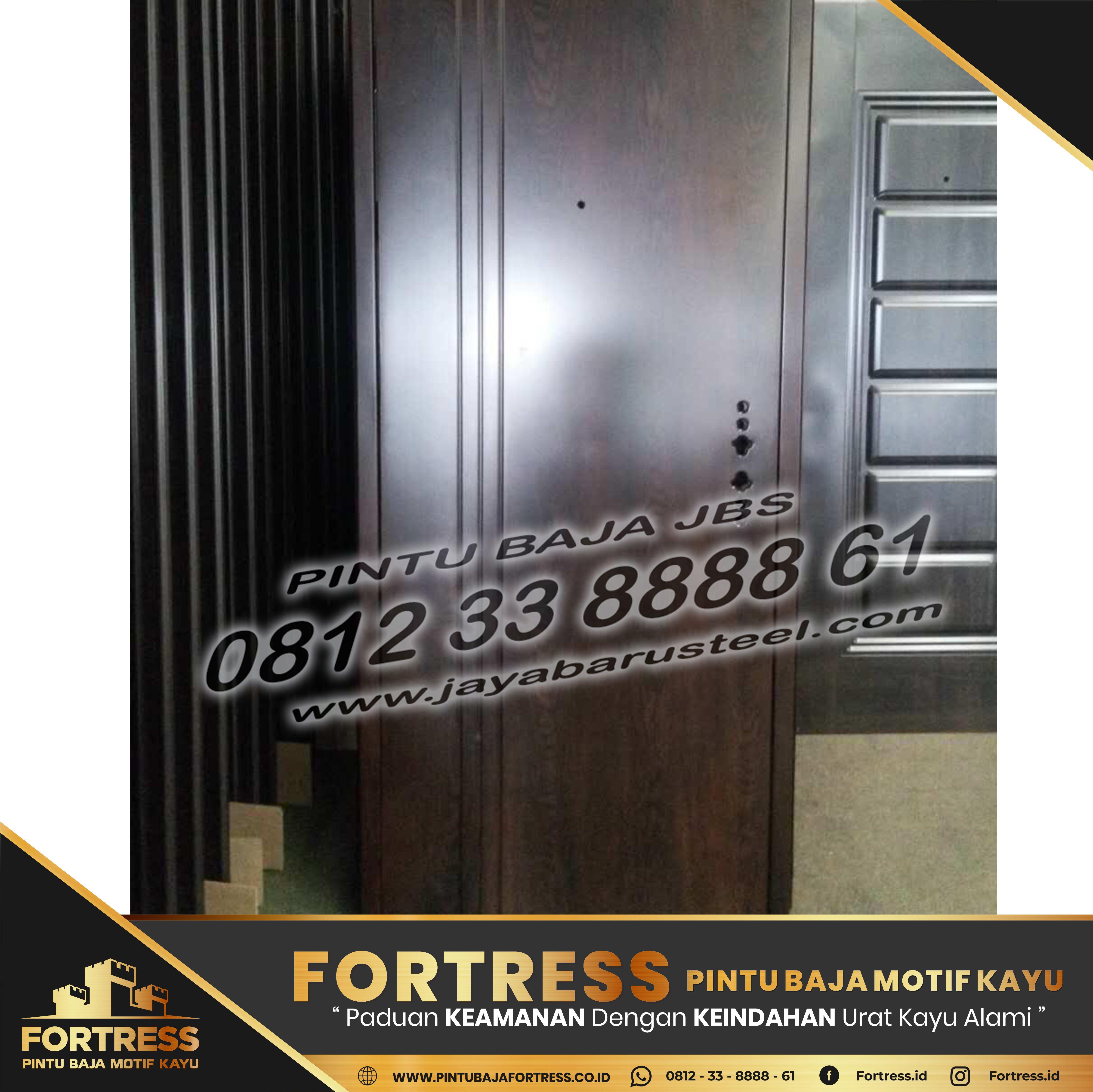 0812-91-6261-07 (JBS) Padang Steel Doors And Frames