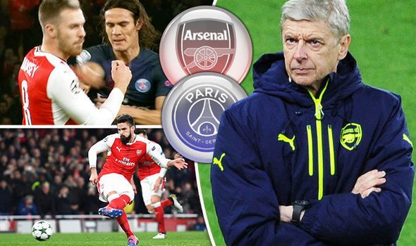 Arsene Wenger: This is what Arsenal lacked in Champions League draw with PSG   via Arsenal FC - Latest news gossip and videos http://ift.tt/2fsQQLp  Arsenal FC - Latest news gossip and videos IFTTT