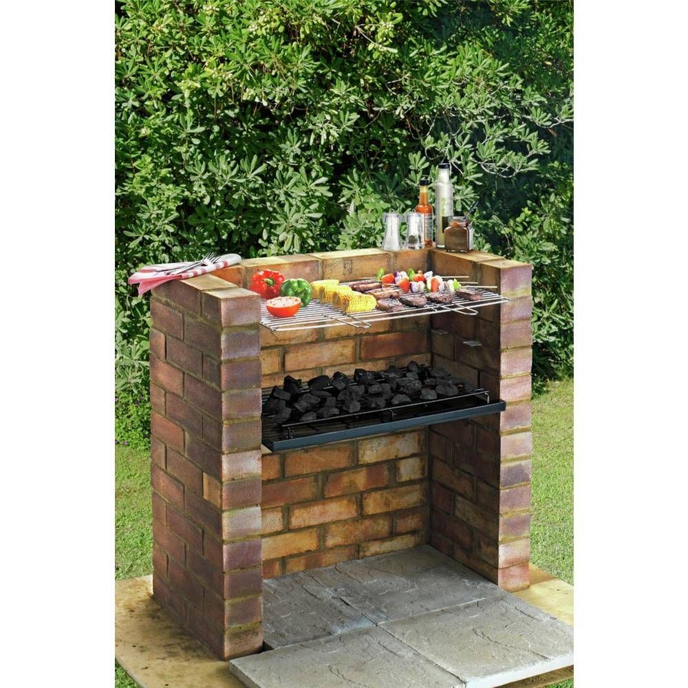 Buy Built In Charcoal Bbq Barbecues In 2019 Outdoor