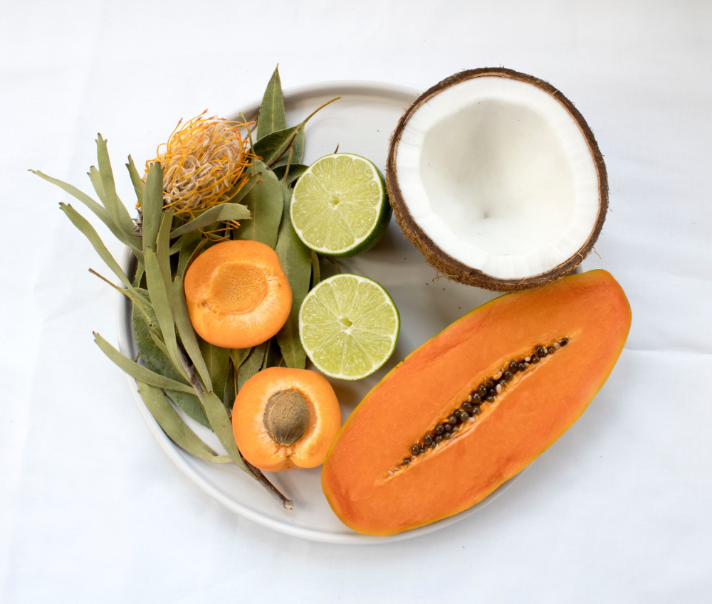 Foods For Clear Skin Foods for clear skin, Fruit, Coconut