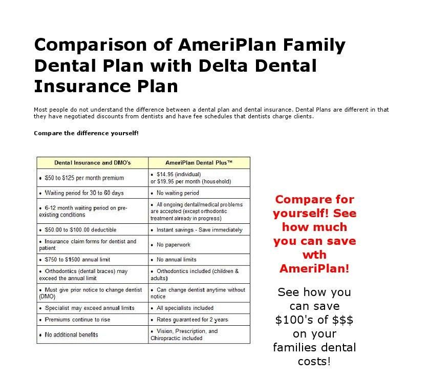 Compare And Save I Can Help You Save Money Daily On All Your Dental Healthcare Programs Dental Insurance Plans Dental Plans Dental Insurance