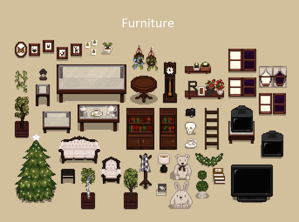 Mi S Furniture At Stardew Valley Nexus Mods And Community