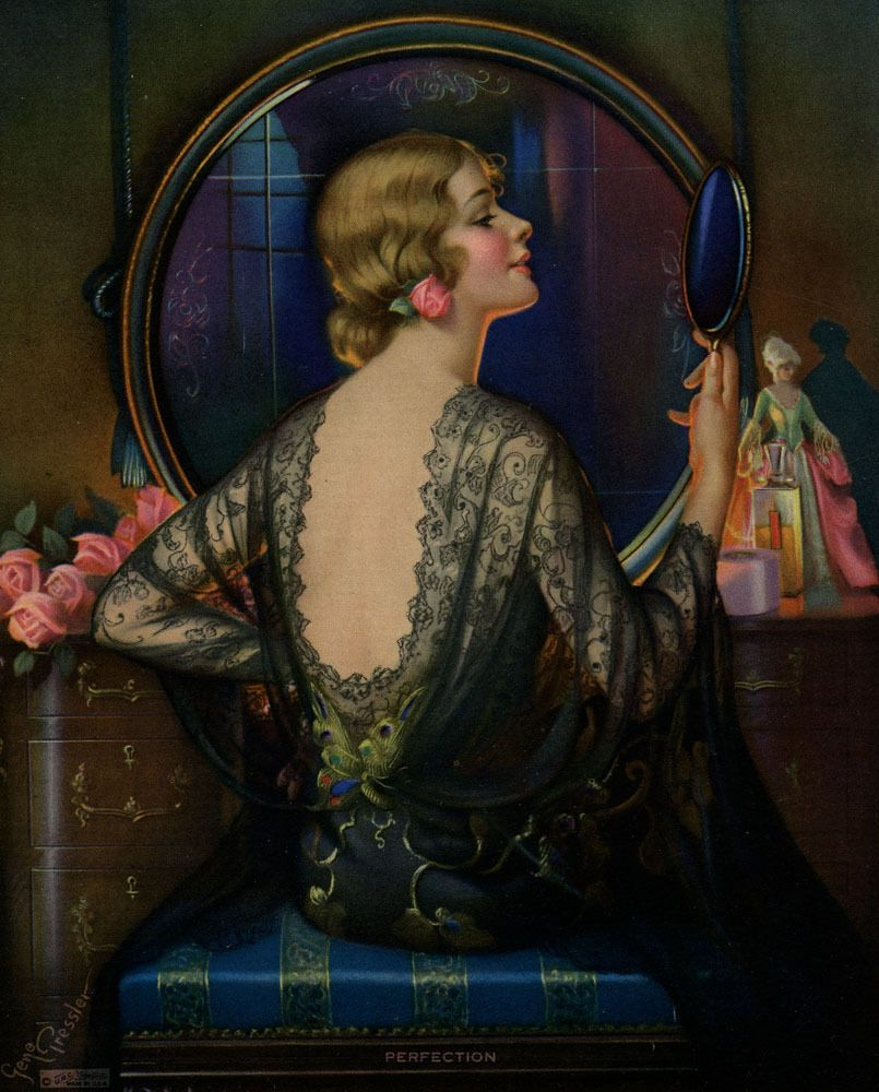 Pin On Advertising 1920 S 1930 S Fashion