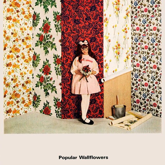 #TBT A witty 1960s Schumacher ad featuring a few of our hit blooms from the decade