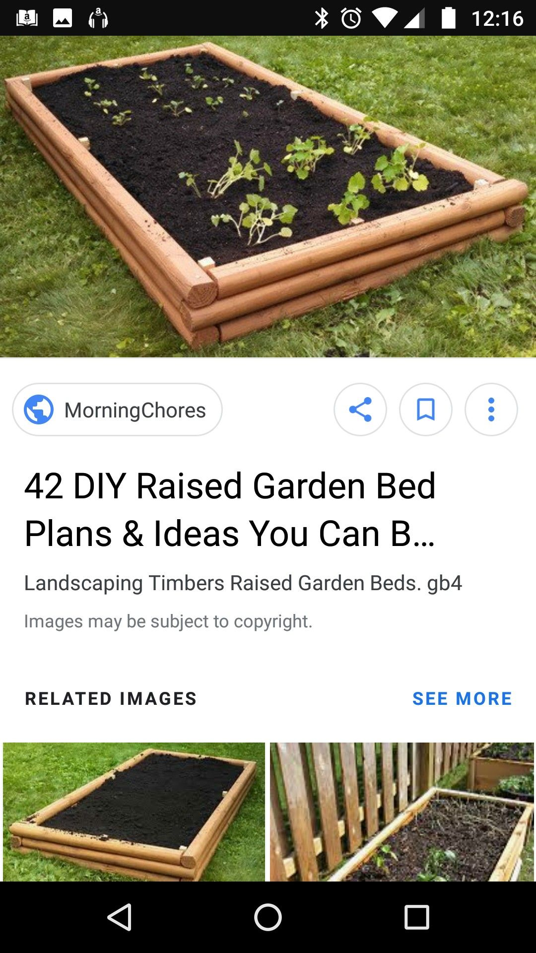 what size should a raised garden bed be