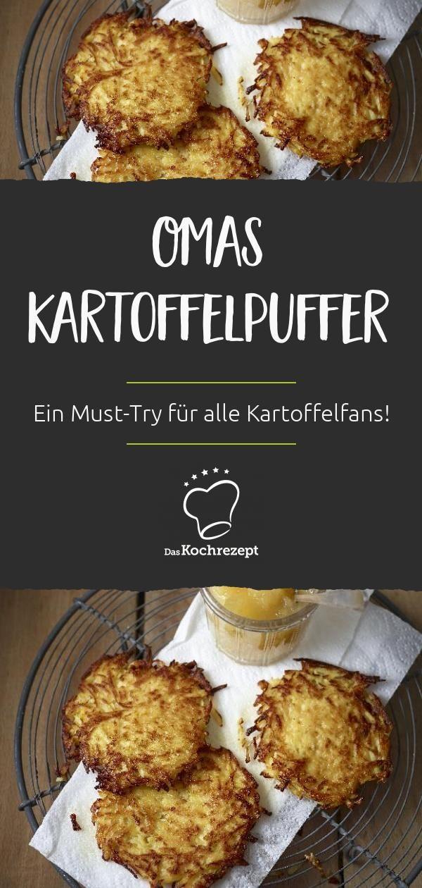 Omas Kartoffelpuffer #pancakecasserole