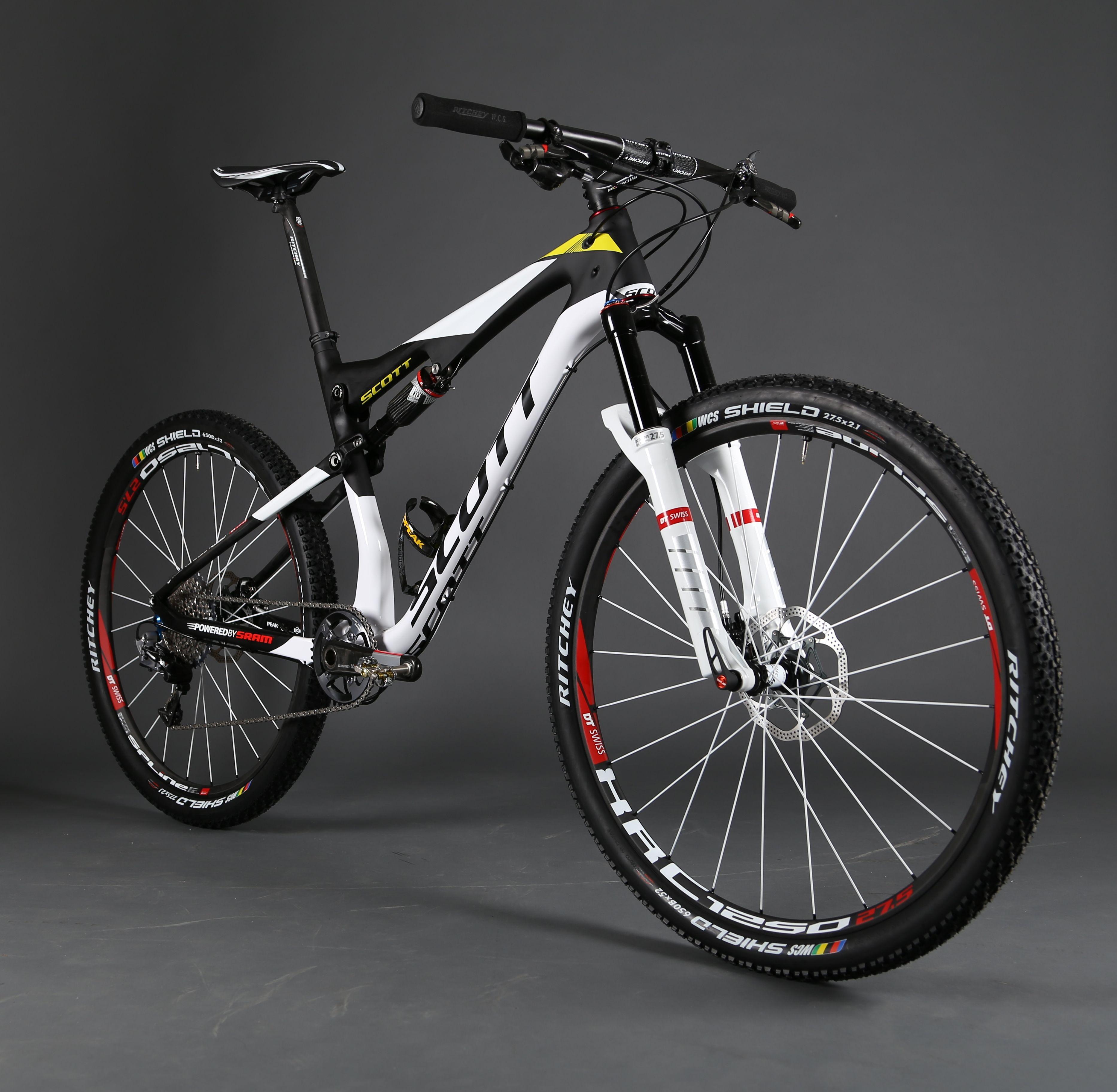 SCOTT Bikes SCOTTOdlo MTB Racing Team Scale 700 RC 2014