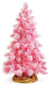 best service fa946 76d71 Hello, pretty pink tree! | lala girl | Pink christmas tree ...
