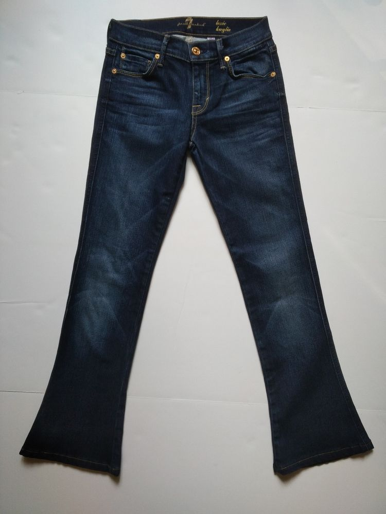 Size 24 petite bootcut jeans