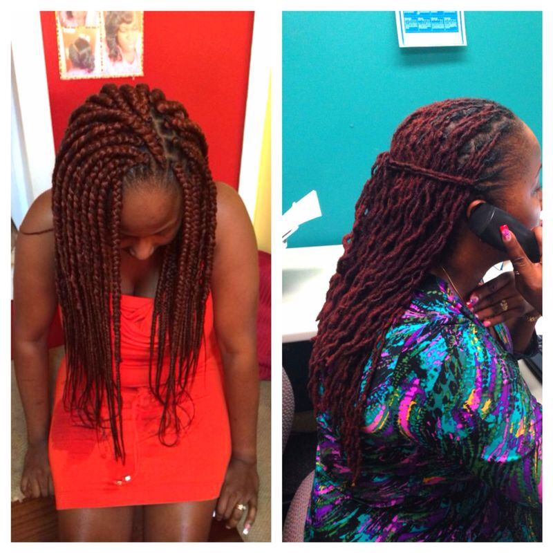 22+ Feed in braids over locs trends