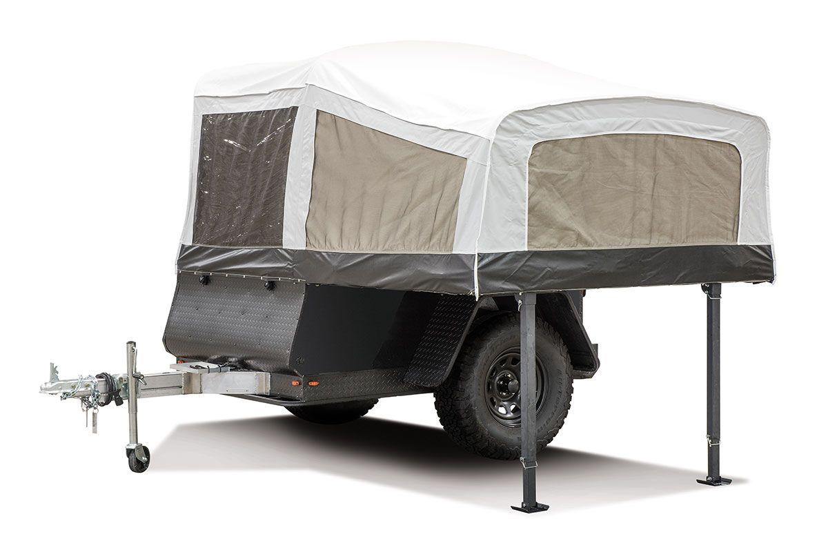 QuickSilver Rock Climber Tent Campers Media Center | Livin