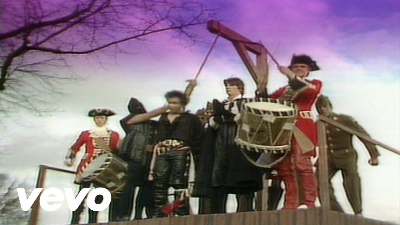 Adam The Ants Stand And Deliver Stand And Deliver Adam Ant