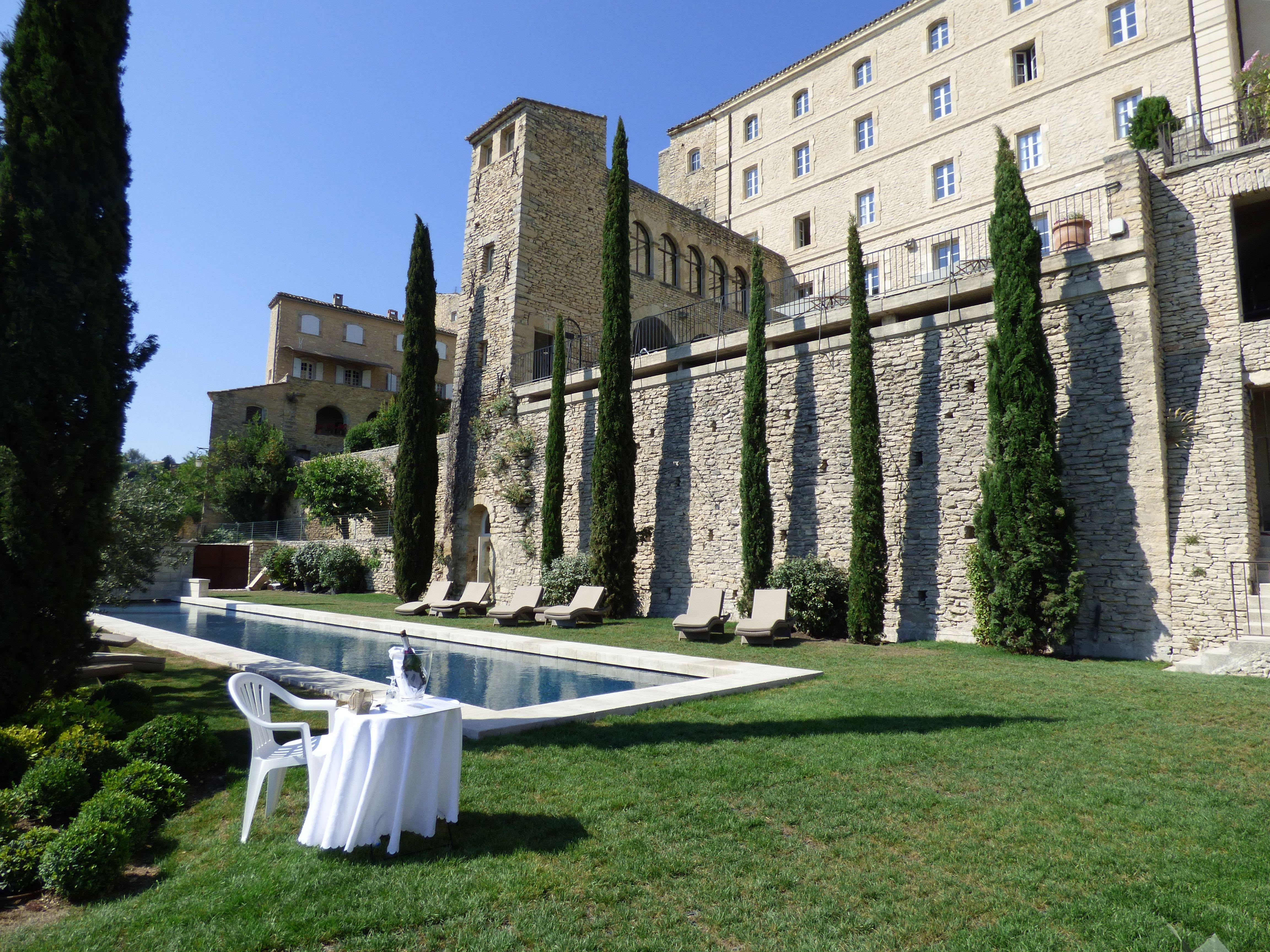 Exclusive Hotel Bastide De Gordes Provence