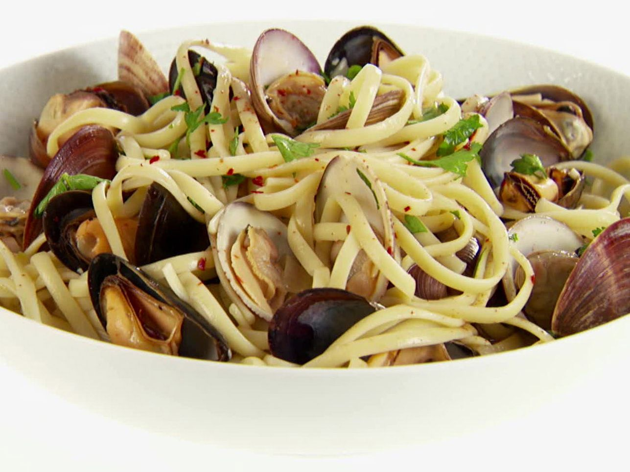 how to cook clams and mussels