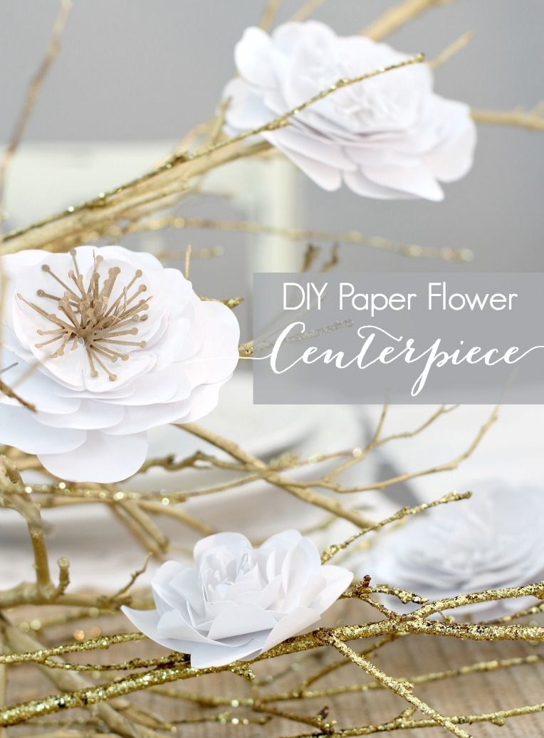 The Creative Collection Link Party Pinterest Paper Flower