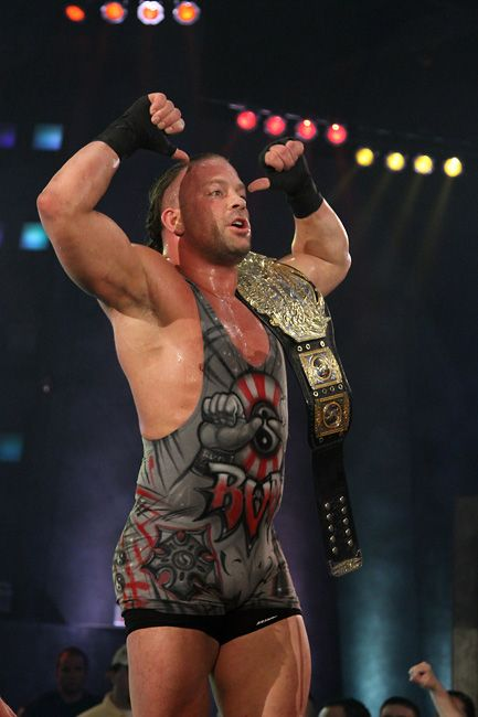 Rob Van Dam by Fishbulb Suplex | Photobucket