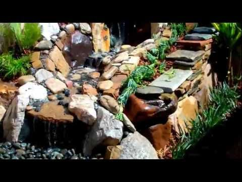 Stunning Small Back Yard Paradise Landscape Design Video By Awesome Backyard Paradise Landscaping Ideas