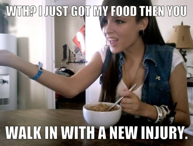 cc2098006a0adec632d5fff718244ec1 athletic trainer meme funny! athletic trainers sure have it hard,Thinking Hard Meme