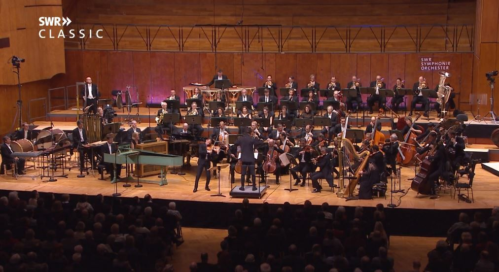 Alfred Schnittke Concerto For Viola And Orchestra Pyotr Ilyich Tchaikovsky Symphony No 5 In E Minor Antoine Tamestit Swr Sympho Orchestra Symphony Viola