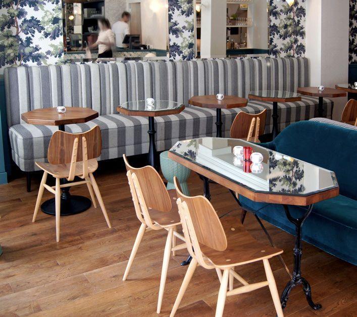 Mojo Kitchen Bar, un restaurant branché à Paris. | Les salades, La ...